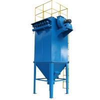 Wholesale Explosion Proof Bag Dust Collector 750kgs-1400Kgs For Beneficiation from china suppliers