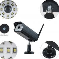 Wholesale 3W Simulation Monitoring Solar Powered Led Security Motion Detector Outdoor Lights from china suppliers
