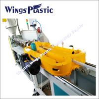 Wholesale PP, PE, PVC, EVA, PA Plastic Corrugated Pipe Making Machine from china suppliers