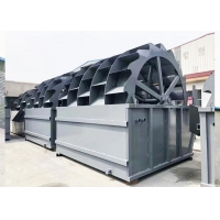 Wholesale 7.5KW Industrial Sand Washer Machine With 20t/H-150t/H Water Consumption from china suppliers