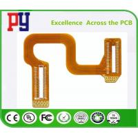 Wholesale Polyimide Rigid Flex PCB Fr4 Base Material HASL Lead Free Surface Finishing from china suppliers