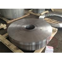 Wholesale Precision Rolled Ring Forging ASTM A388 EN10228 , Carbon Steel Forged Flange from china suppliers