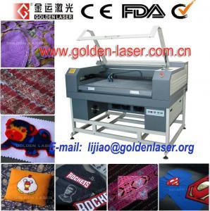 fabric applique cutting machine