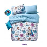 Floral Elle Printed Bedding Sets Twill Cotton 200TC Comfortable for Young People Manufactures