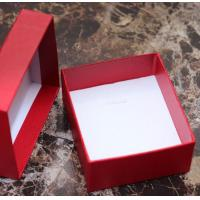 Wholesale Red paper pendant boxes, red pendant boxes, wholesale pendant boxes,paper necklace boxes from china suppliers