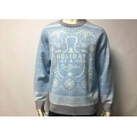 Wholesale Custom Made Amazing Adult Ugly Christmas Sweater Knitted Pullover For Men from china suppliers