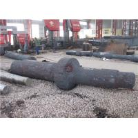 Wholesale Main Shaft Steel Pipe Parts For 17CrNiMo6 4140 4340 Mining Machinery And Manufactuing from china suppliers