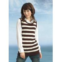 Wholesale Fashion Women's Clothes Knitted Sleeveless Sweater 629# from china suppliers