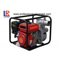 China 7HP Irrigation Water Pump 3 inch with Big Capacity , Long Life Compact Structure on sale