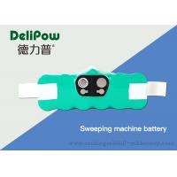 Sweeping Machine NIMH Rechargeable Battery Pack With Customized Capacity
