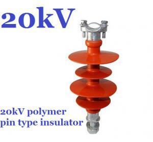 high voltage polymer pin insulator of 11kV 15kV 20kV 22kV 25kV 33kV 36kV pin insulator