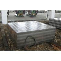 Wholesale F51 P91 P20 42CrMo Carbon Steel Forgings Side Panels For Mold , Shipbuilding Building from china suppliers