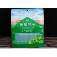 China Aluminum Foil Polyester Custom Printed Food Bags For Organic Food Cranberry / Raisin on sale