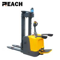 Quality AGV Intelligent Driverless Warehouse Forklift Trucks Laser Guided 1.5 Ton 2 Ton for sale