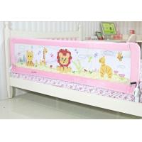 adjustable folding portable kids bed guard rails toddler. Black Bedroom Furniture Sets. Home Design Ideas