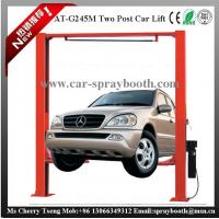 China AT-245M 220v-380v Hydraulic Car Lift 1800mm Lifting Height 2 Post Auto Lift Manufacturer on sale