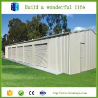 Cyprus steel structure prefabricated warehouse and shed for sale