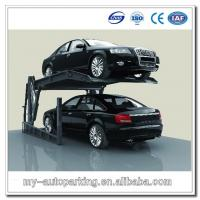 China Double Parking Car Lift Tilting Car Lift Two Post Lift on sale