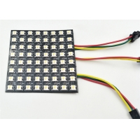 Wholesale 8*8 Pixels Flexible SK6812 Matrix 5050 RGBW LED Pixel Panel from china suppliers