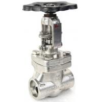 Wholesale API602  FORGED STEEL VALVE Gate valve F304 F316 F321 STAINLESS STEEL 800# 1500# BW SW NPT ENDS from china suppliers