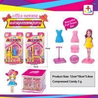 Wholesale Magic fashion show toys for girl with press candy from china suppliers