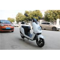 Wholesale White Color Sleek Design Electric Moped For Adults 1200W DC Brushless Motor from china suppliers