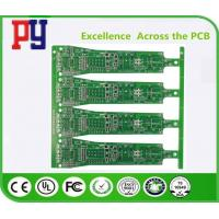 Wholesale High Tensile Strength Double Sided PCB Board Green Solder Mask Color Long Lifespan from china suppliers