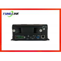 Quality 8 Channel 1080p Vehicle Mobile Dvr Wireless Wide Voltage With Gps Tracking for sale