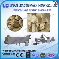 Wholesale New Textured Processing Line tvp tsp soya bean protein food machine from china suppliers