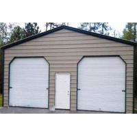 Wholesale modern steel structure cheap prefab garage /garage kits for sale from china suppliers