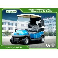 Wholesale A1S2 6*8V Battery GRAZIANO Electric Golf Car With Custom Bages / Cover from china suppliers
