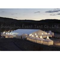 Luxury Waterproof Heavy Duty Gazebo Canopy , All Sizes Outdoor Tents For Events