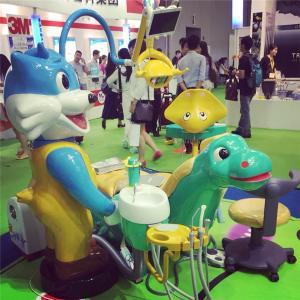 Buy cheap lovely cartoon kids dental chair dental units product
