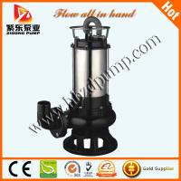 Wholesale Non-clog submersible sewage pump for dirty water from china suppliers