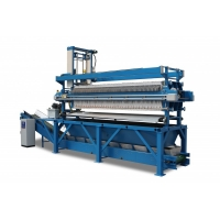 Wholesale Recessed Chamber Filter Press Equipment With PP Filter Material from china suppliers