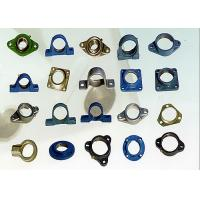 Standard Spherical OD Insert Ball Bearing Units , Bearing Blocks Housings