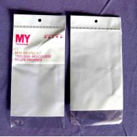 Wholesale Resealable Cello BOPP Plastic Bags For Dental Kits / Cosmetic Kits from china suppliers