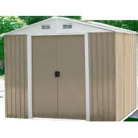 Prefab metal storage sheds inspirational for Prefab garden buildings