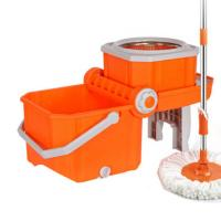 Wholesale easy double spin mop with high quality replacement parts from china suppliers