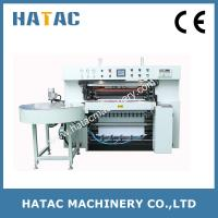 China Disc Blade Boarding Card Slitting and Packing Machinery on sale