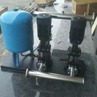 Quality pressure 2set 4set 5set Stainless Steel water Booster Set, Water Pumping machine, booster pump for sale