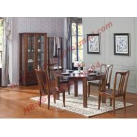 Wholesale Can Folding and Opening Dining table in Solid Wooden Dining Room Set from china suppliers