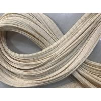 Wholesale Cream White Polyester Tyre Cord Fabric / Fish Netting Fabric High Modulus from china suppliers