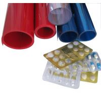 Wholesale Colored Smooth Fireproof PVC Packaging Film For Semiconductor from china suppliers