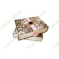 Wholesale Personalized Candy Chocolate Packaging Boxes, Cardboard Paper Draw Box For Cake from china suppliers