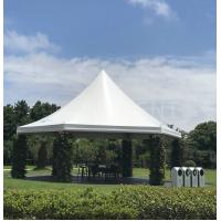 Wholesale Outdoor Hexagonal Marquee Tent Fire Proof Cover Party Events Use from china suppliers