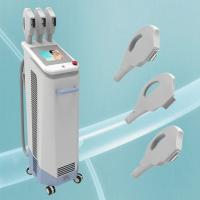 Wholesale Hottest promotion laser age spot removal machin three handles functional body hair removal from china suppliers