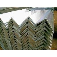 Wholesale 201 Stainless Steel Angle Bar With Exquisite Craftsmanship , ss angle bar from china suppliers