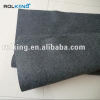 Quality Thick Grey Wool Felt, Natural Sheep Industrial Wool Felt with ISO9001, UKAS for sale