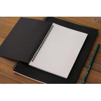 office hardcover paper spiral notebook custom printed a4 ruled paper ...